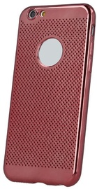 Mocco Luxury Back Case For Samsung Galaxy A3 A320 Red