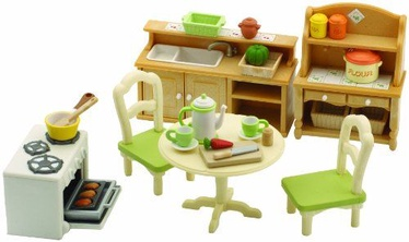 Epoch Sylvanian Families Country Kitchen Set 2951