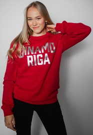Dinamo Rīga Sweater Red M