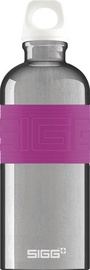 Sigg Water Bottle CYD Alu Berry Pink 1L