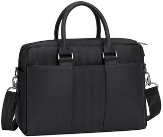 Rivacase 8121 Lady's Business Laptop Bag 14'' Black