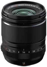 Objektīvs Fujifilm XF 18mm F1.4, 370 g