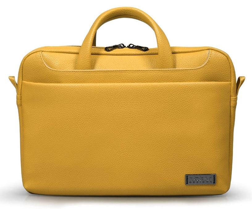 Сумка для ноутбука Port Designs, желтый, 13.3″