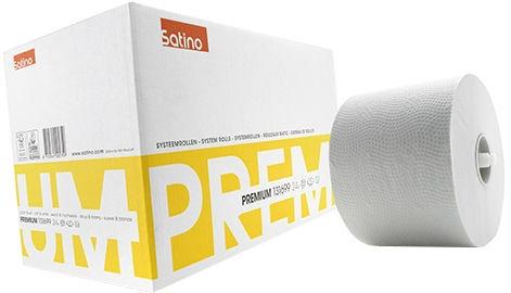 Satino Premium 131699 System Rolls