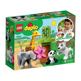 Конструктор Lego Duplo Baby Animals 10904