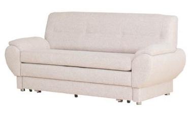Bodzio Livonia Folding Sofa 3 Fabric Cream