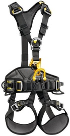 Petzl Astro Bod Fast Black/Yellow 1