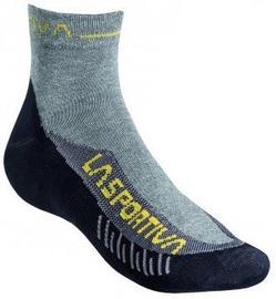 La Sportiva Socks TX Black/Yellow XL