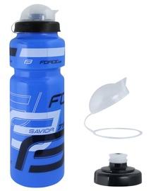 Велосипедная фляжка Force Savior Ultra 750ml Blue/White/Black