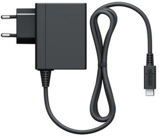Nintendo Switch AC Adapter Black