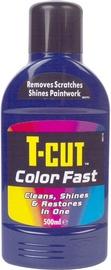 CarPlan T-Cut Color Fast Paintwork Restorer Dark Blue 500ml