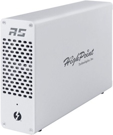 HighPoint RocketStor 6661A Thunderbolt 3 To PCIe 3.0 X16