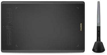 Графический планшет Huion Inspiroy H580X, 276.7 мм x 170.6 мм x 8 мм, черный