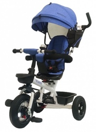 Tesoro BT-10 Baby Tricycle White Blue