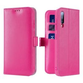 Dux Ducis Kado Bookcase For Samsung Galaxy A50 Pink