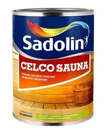 Pirčių lakas Sadolin Celco Sauna, 1 l