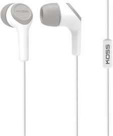 Koss KEB15i In Ear Headphones White