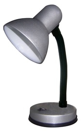 Galda lampa HD2028 E27, 25W, pelēka