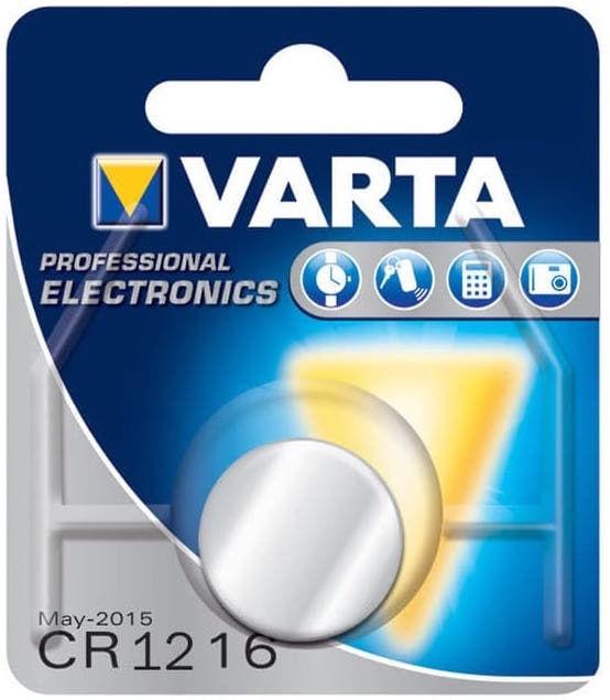 Varta CR1216 Battery 3V x1