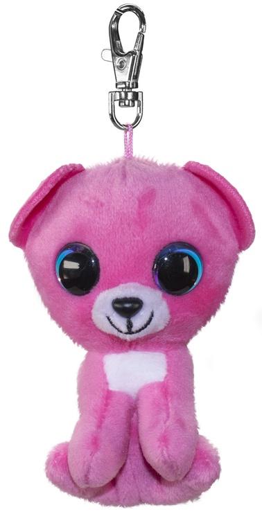 Lumo Stars Key Chain Bear Raspberry 8.5cm