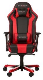 Žaidimų kėdė DXRacer Gaming Chair King K06-N Black/Red
