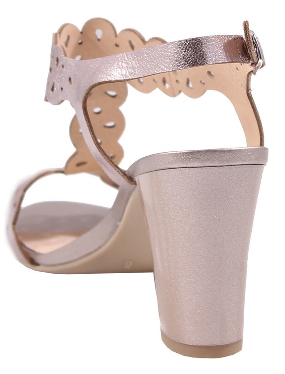 Caprice Sandal 9/9-28312/20 Rose Metallic 40 1/2