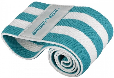 SportVida Fitness & Crossfit Rubber Hip Band 40x7.6cm Turquoise