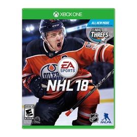 NHL 18 Xbox One