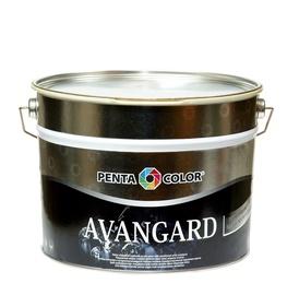 Dispersiniai dažai Pentacolor Avangard, balti, 9 l