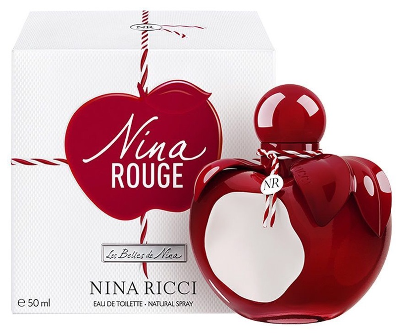 Туалетная вода Nina Ricci Nina Rouge 50ml EDT