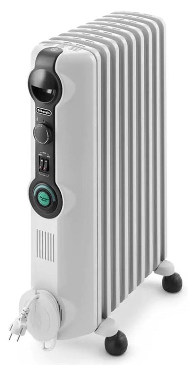 Масляный нагреватель De'Longhi TRRS 0920C, 900 Вт