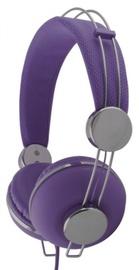 Ausinės Esperanza EH149 Macau Audio Stereo Headphones Violet