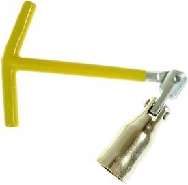 Bottari Short Spark Plug Wrench 21mm