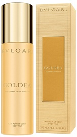 Bvlgari Goldea 200ml Body Milk