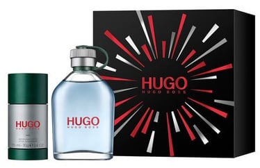 Hugo Boss Man 200ml EDT + 75g Deodorant Stick New Design