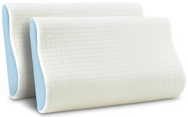 Подушка Dormeo Siena V3, белый, 2 шт.
