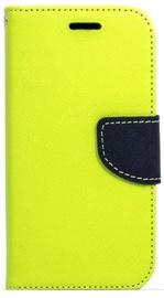 Telone Fancy Diary Bookstand Case For LG K10 Light Green/Blue