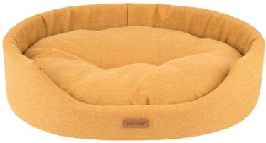 Amiplay Montana Oval Bedding S 46x38x13cm Yellow
