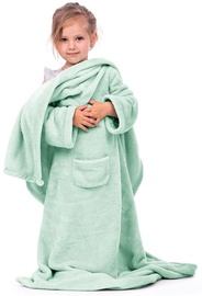 DecoKing Lazy Kids Blanket Mint 90x105cm