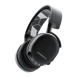 Mänguri kõrvaklapid Steelseries Arctis 3 Bluetooth Black, juhtmevabad