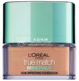 L´Oreal Paris True Match Minerals Skin-Improving Foundation 10g 4W
