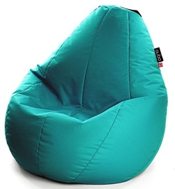 Кресло-мешок Qubo Comfort 90 Fit Dark Aqua Pop