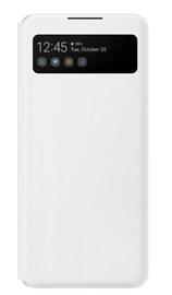 Nutikas vaatekott telefoni jaoks Samsung Galaxy A42 White