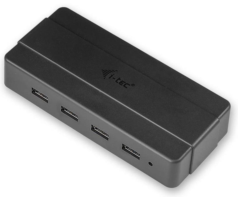 i-tec USB 3.0 Charging HUB 4 Ports w/Power Adapter