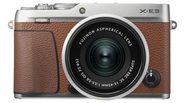 Fujifilm X-E3 + Fujinon XC 15-45mm F3.5-5.6 OIS PZ Brown