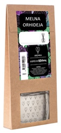 """Aromika Home Air Freshener With Wooden Sticks 6pcs """"Black Orchid"""" 100ml"""