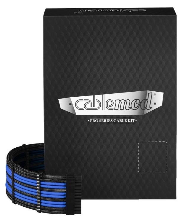 CableMod PRO ModMesh C-Series RMi/RMx Cable Kit Black/Blue