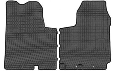 Frogum Nissan Primastar / Opel Vivaro / Renault Trafic 2010 Front Rubber Floor Mats