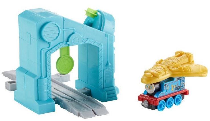 Fisher Price Thomas & Friends Adventures Thomas Robot Launcher Set FJP67
