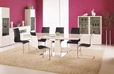 Pusdienu galds Halmar Lorenzo White, 1800 - 2200x1050x750 mm